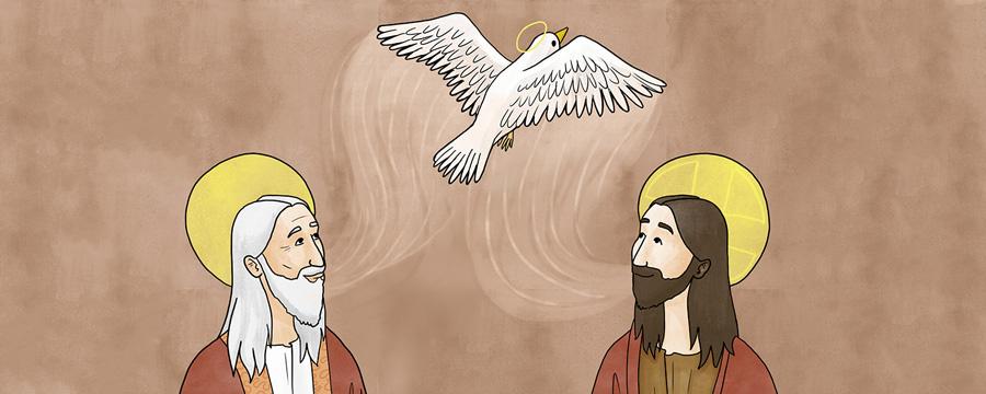 qui est esprit saint